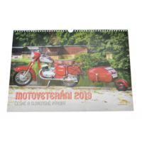Kalendarz 42 x 30 Motoveterani 2019