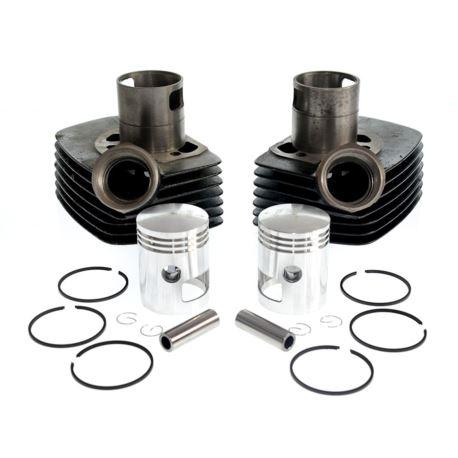 Cylindry CZ 350 kompletne