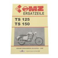 Katalog części MZ TS 125 150