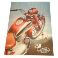 Obraz Jawa 250 Perak 28,5 x 38,5 cm