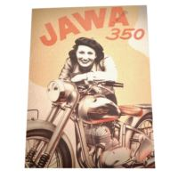 Obraz Jawa 350 Perak 28,5 x 38,5 cm