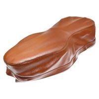 Pokrowiec Jawa 250 brązowy vrubkovana kozenka